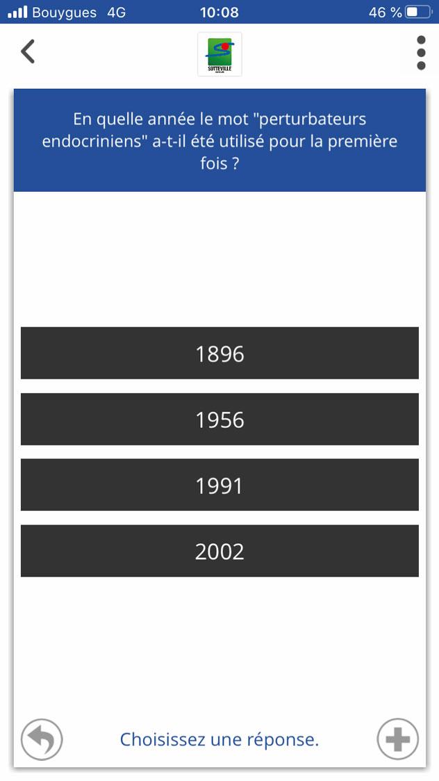 présentation interface application citoyenne vooter sur le live vooting vote en présentiel